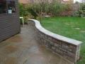 Garden Wall 1