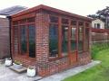 Brick Garden building.