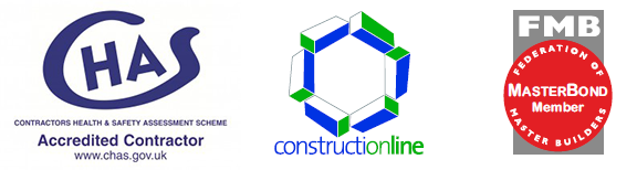 Builders Organisations - Health and Safety - Insurance - FMB - CHAS - Constructionline